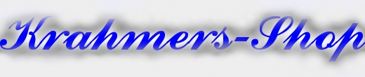Krahmers-shop-Logo